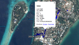 Port Vila survey 2